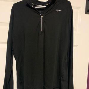 Women's Nike DryFit Training Half ZIP Long Sleeve